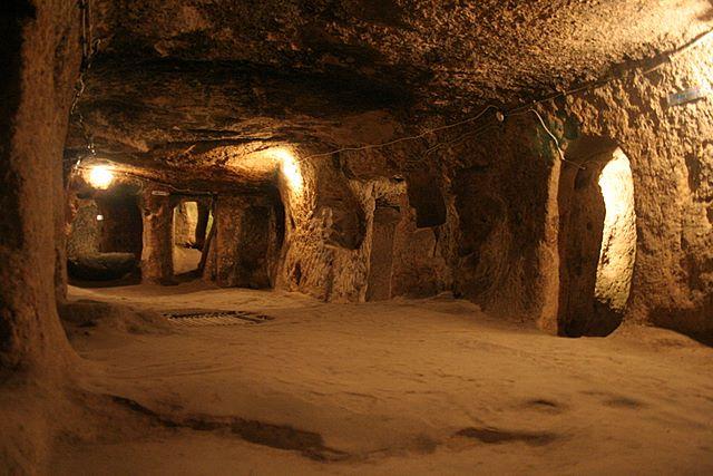 Cappadocia - Kaymakli Underground City